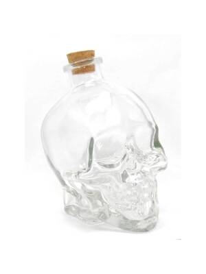 Sticla in forma de craniu 400ml 226512