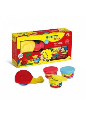 Set modelaj My Snail Giotto Bebe 475200