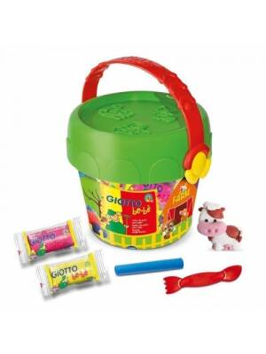 Set modelaj My Farm Bucket Giotto 468800