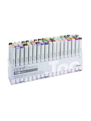 Set 72 markere Copic Sketch Set A