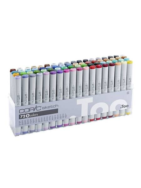 Set 72 markere Copic Sketch Set B