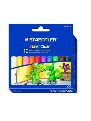 Set 10 plastilina Noris Club 8420 C10